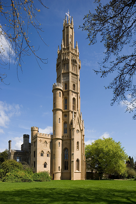 Hadlow-Tower